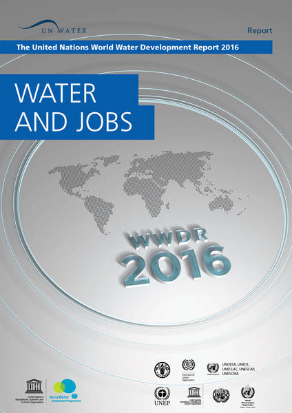 Water and Jobs 2016 unesco