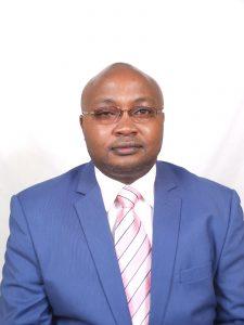 Nyeri Water Chief Executive Officer Peter Gichaaga