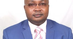 Nyeri Water Chief Executive Officer Peter Gichaaga
