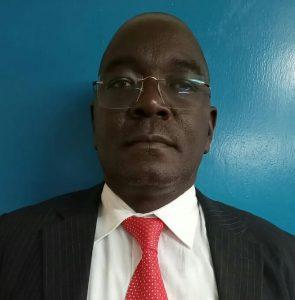 Kenya Water Institute Director Kennedy Riaga.