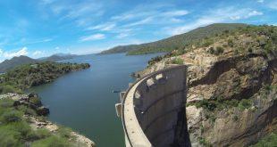 Turkwel Dam overfills.