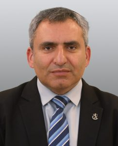 Mr Zeev Elkin, Israel's minister for Water Resources.