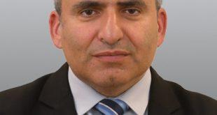 Mr Zeev Elkin, Israel's minister for Water Resources.